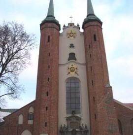 Gdańsk - zwiedzanie OliwyOliwaOliva