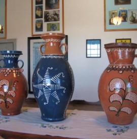 Chmielno – fascynujący świat kaszubskiego rzemiosłaChmielno - Kashubian fascinating world of handicraftChmielno (Chmelno) – faszinierende Welt des kaschubischen Handwerks