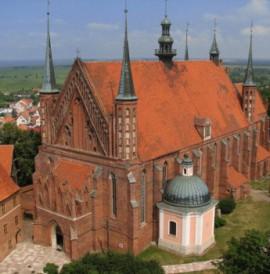 Frombork – szlakiem KopernikaFrombork – Copernicus RouteFrombork/Frauenburg – Auf den Spuren von Kopernikus