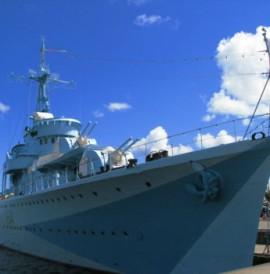 Zwiedzanie Gdyni