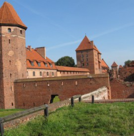 Malbork Castle - the largest gothic fortress in Europe
