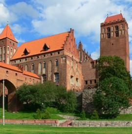 Kwidzyn - cathedral, castle and… gdanisko (Toilet corridor)