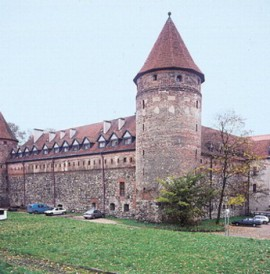 Bytow Castle - on the western borders the Teutonic Order